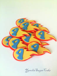 hot wheels cake toppers fondant edible cupcake cookie topper blaze and the
