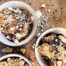 cr e soja cuisine mont blanc mess creme de marrons chestnut puree creme fraiche