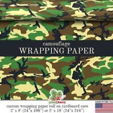 camo gift wrap black and white winter wrapping paper http