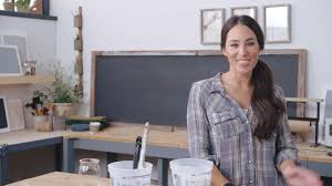 how to clean gunky brushes with joanna gaines southern living