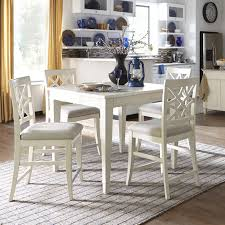 5 piece table and chair set trisha yearwood home collection by klaussner trisha yearwood home 5