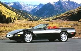 95 chevy corvette used 1995 chevrolet corvette for sale pricing features edmunds