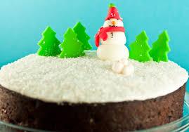 chocolate christmas cake delicious everyday