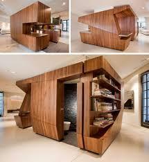private island ultra modern kitchen u0027floats u0027 in white space