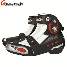 leather motorbike boots online get cheap mens motorbike boots aliexpress com alibaba group