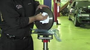 replacing brake rotors supercheap auto