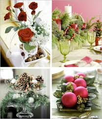 best picture of handmade christmas table centerpieces all can