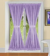 Lilac Curtains Lilac Door Curtains