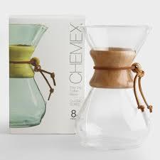 chemex 8 cup coffeemaker world market