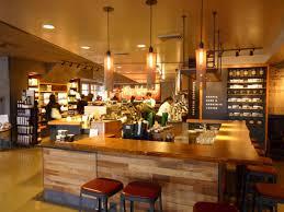 cozy coffee shop interior design wallpaper