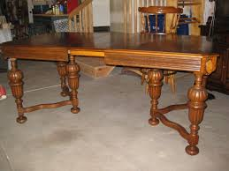 antique dining room tables antique dining table and chairs