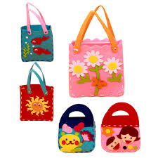 popular kids diy craft handbag buy cheap kids diy craft handbag