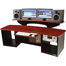Small Recording Studio Desk Studio Desks Tables U0026 Workstations Musician U0027s Friend