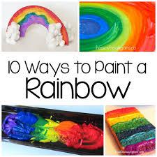ten ways to paint a rainbow still playing