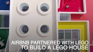 vauxhall lego there u0027s an incredible house on airbnb made entirely of lego and