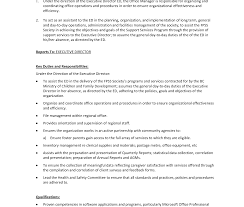 office manager resume template staggering officeger description for resume template front desk