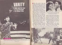 Vanity Drug Use Denise Matthews Aka Vanity Where Are They Now The Last Dragon