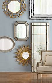 is it vain of us to love a wall full of mirrors absolutely not