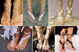 barefoot sandals diy barefoot sandals tutorial