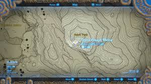 World Of Ice And Fire Map by Zelda Breath Of The Wild Guide Goma Asaagh Shrine Location