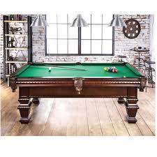 furniture of america montemor pool table set cm gm337
