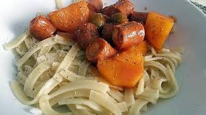 cuisiner des saucisses de strasbourg recette de ragoût de saucisses de strasbourg
