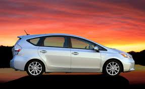 toyota list of cars toyota s prius v and avalon on kelley blue book s 10 best family