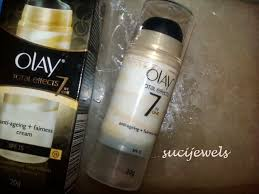 Krim Olay Total Effect olay total effects anti ageing fairness review szybkich 2018