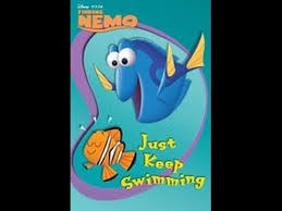 Finding Nemo Story Book For Children Read Aloud Disney Pixar Finding Nemo Just Keep Swimming Read A Aloud Along