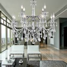 Chrome Crystal Chandelier by Online Buy Wholesale Big Crystal Chandelier From China Big Crystal