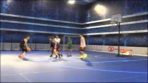 lazzate sports arena glass sports floor youtube