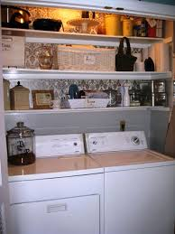 Laundry Room Table With Storage by Laundry Room Amazing Laundry Closet Shelf Ideas Laundry Closet