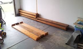 What Is Bench Work Homemade Work Bench 4 Steps