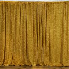 gold backdrop x 10 metallic gold spandex backdrop curtain