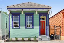 Lowes Katrina Cottages St Roch New Orleans Neighborhood Crescent City Living