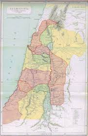 Ancient Map The Ancient Levant With Map
