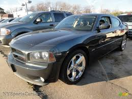 2007 dodge charger r t in steel blue metallic 839195