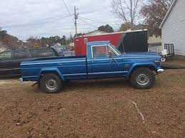 jeep trucks for sale jeep j20 cars for sale classics on autotrader
