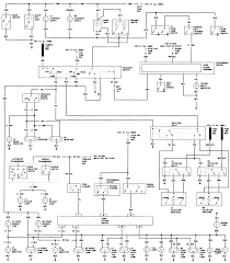 1985 corvette wiring diagram 1985 wiring diagrams instruction