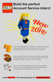 Good Reasons For Quitting A Job On A Resume How A Student Used Lego To Build The Ultimate Resume