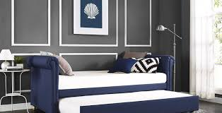 daybeds small double beds next day delivery single metal daybeds