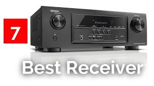 top 7 best av receivers best home theater receiver reviews 2017