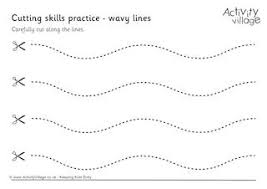 cutting skills printables