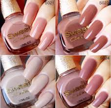 6 14 sweet color eco friendly candy nail polish varnish s021