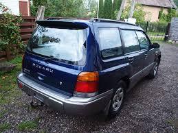 1999 subaru forester off road subaru forester 2 0 l wagon 1999 12 m a6156309 autoplius lt