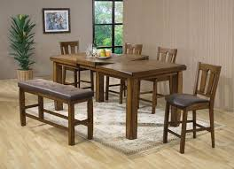 6 piece dining table and chairs bedroomdiscounters counter height dining