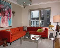 AweInspiring Red Sofa Decorating Ideas - Red sofa design ideas