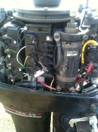 1986 mercury 45 hp classic fifty ignition problems page 1