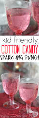 kid friendly cotton candy drink recipe cotton candy drinks