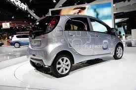citroen electric mitsubishi stops production of i miev based citroen c zero and
